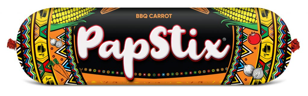 BBQ Carrot Papstix