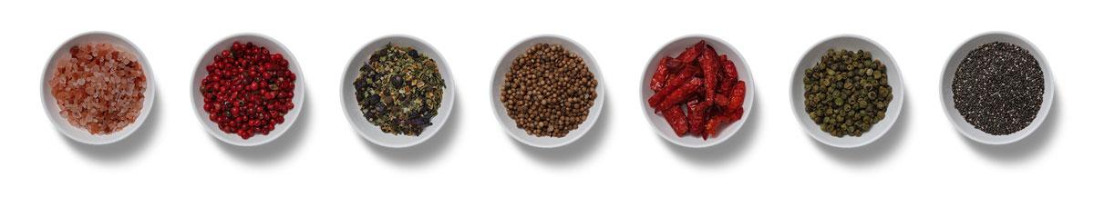 Spices in papstix